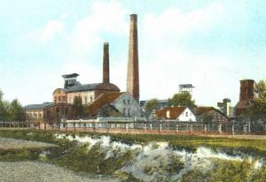 Zeche Wiesche um 1900