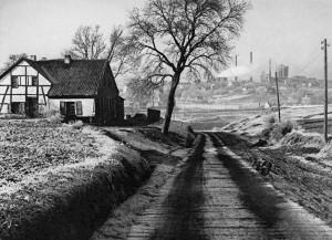 Zeche Rosenblumendelle um 1950